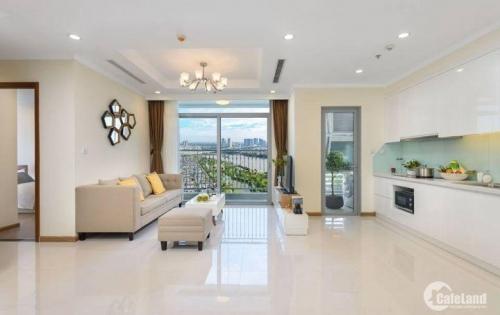 Cho thuê căn hộ 3pn nội thất 5 sao cao cấp dt 116m2 tại Vinhomes giá 34tr/tháng(bao phí)