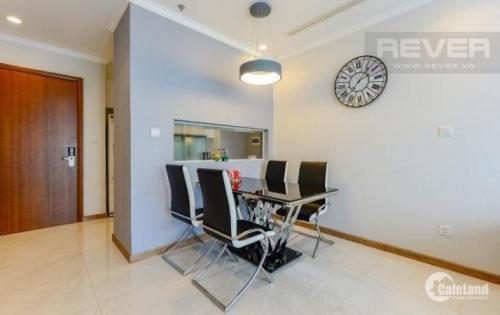 Cho thuê căn hộ 1PN dt 54m2 tại Vinhomes Central Park nội thất đầy đủ giá 17tr/tháng