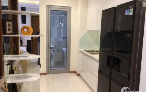 Căn hộ cao cấp loại 3PN nội thất cao cấp cho thuê tại Vinhomes Central Park giá 27tr/tháng