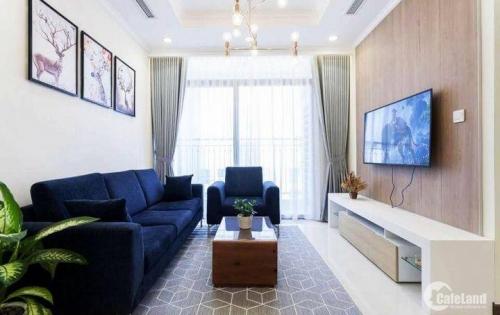 Thuê ngay căn hộ 2PN nội thất cao cấp tại Vinhomes giá tốt 19tr/tháng
