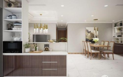 Cho thuê căn hộ cao cấp full nt loại 1PN dự án Vinhomes Tân Cảng giá 25tr/tháng