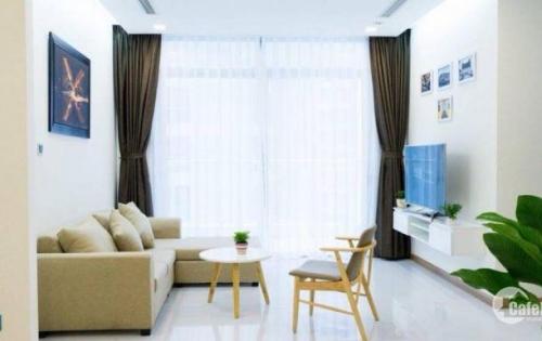Căn hộ 3PN nội thất đầy đủ dt 120m2 cho thuê giá 25tr/tháng tại Vinhomes