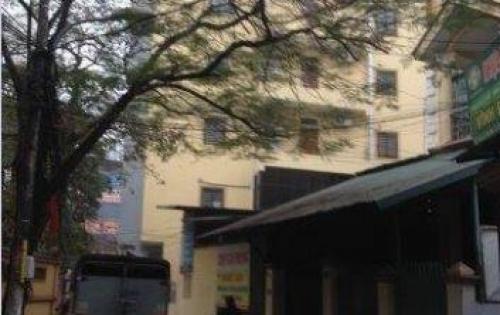 Cho thuê nhà Nguyễn Thị Định 50m2x5,5 tầng 36tr/tháng