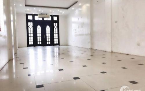 Cho thuê nhà 6 tầng diện tích 90m2/sàn, có thang máy tại mặt phố Nguyễn Khuyến, L/h: 0931753628