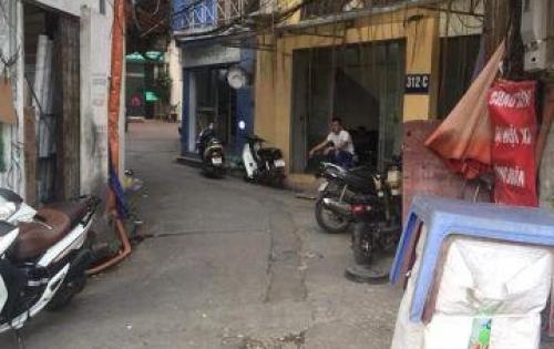 Cho thuê nhà phố Tôn Đức Thắng 12tr/tháng S25m, mt 5m, làm văn phòng, trung tâm dạy học, spa…..
