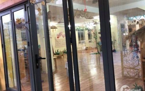 Cho thuê nhà Thái Phiên 55m2x6 tầng MT8m 80tr/tháng
