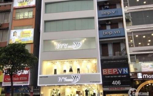 Cho thuê nhà mặt phố Trương Định, quận Hai Bà Trưng, kinh doanh tốt mọi loại mô hình.