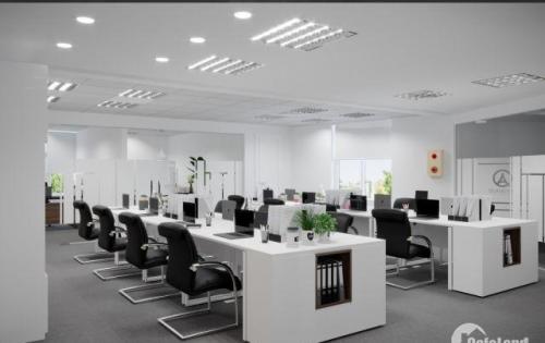 Cho thuê văn phòng trọn gói Hoàn Kiếm, đường Cửa Bắc, toà nhà 12 tầng, giá 7triệu phòng 4 - 5 người