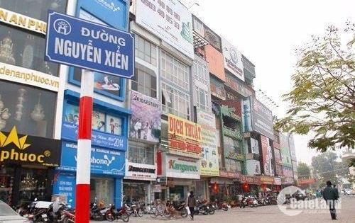 Cho thuê nhà Nguyễn Xiển 60m, MT4,5m, 5.5T, 28tr/th