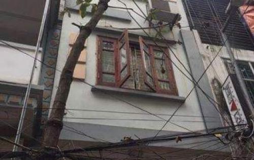 Cho thuê nhà phố Trần Điền 45m2x3 tầng 12tr/tháng
