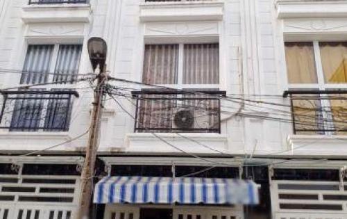 Cho thuê nhà nguyên căn hẻm xe hơi 1979 Huỳnh Tấn Phát Nhà Bè.