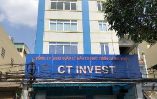 Cho thuê văn phòng mặt tiền Trường Chinh,gần ngã tư An Sương quận 12