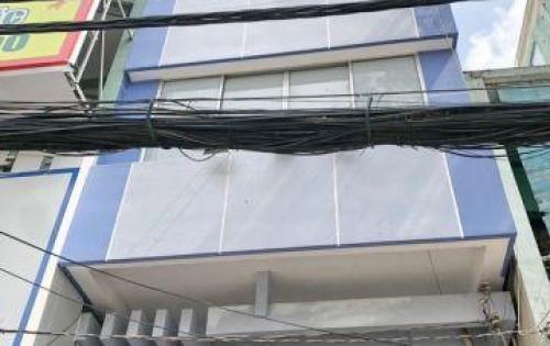 Cho thuê gấp nhà 3 lầu mặt tiền Lê Quốc Hưng quận 4.