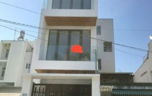 Cho thuê nhà 2 lầu mặt tiền Đường số phường Tân Quy Quận 7