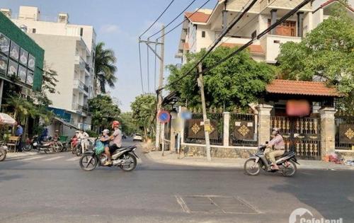 Cho thuê nhà đẹp 2 lầu căn góc mặt tiền Lâm Văn Bền Quận 7