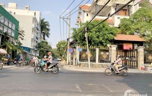 Cho thuê biệt thự căn góc mặt tiền Lâm Văn Bền quận 7.