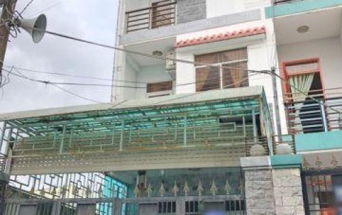 Cho thuê nhà 3 lầu hẻm xe hơi 1092 Huỳnh Tấn Phát quận 7.