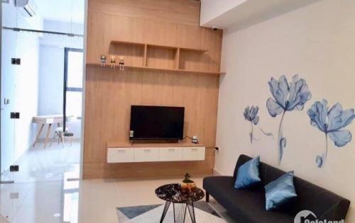 Cho thuê căn hộ  1 phòng  ngủ  full  nội  thất