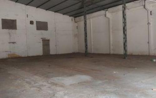 Cho thuê kho, xưởng 40*50m² đường Lũy Bán Bích, Q.Tân Phú, giá 120.000đ/m2