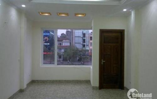 Cho thuê nhà Thụy Khuê 50m2x5,5 tầng 35tr/tháng