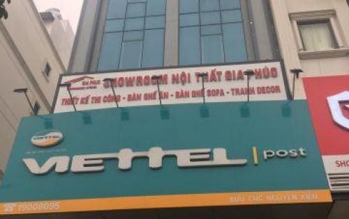 Cho thuê văn phòng Nguyễn Xiển Thanh Xuân Hà Nội
