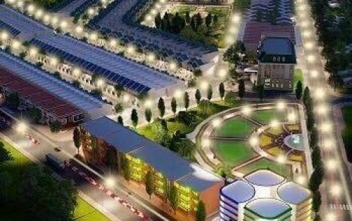 Đất nền Tân An Riverside, TT thị xã An Nhơn, Bình Định giá cực hấp dẫn
