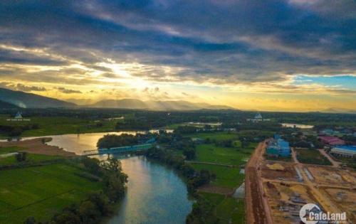 Khu đô thị ven sông Cơ hội đầu tư đất nền tại An Nhơn-Quy Nhơn vị trí đắc địa nhất