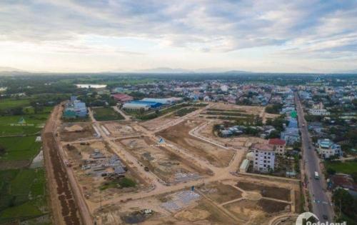 Bán đất nền khu Đô Thị Bắc Sông Tân AnAn Nh-Bình Định vị trí đẹp, giá gốc chủ đầu tư