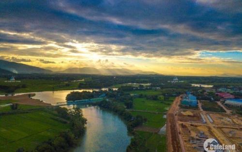 Khu Đô Thị Ven Sông Đầu Tiên Của Thị Xã Tân An Riverside