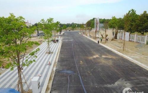 Bán đất nền dự án Thanh Sơn, 6x23, gần bệnh viện Đa Khoa QT Bà Rịa, giá 13,5 triệu/m2