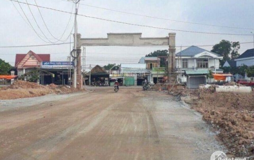 Bán đất ngay khu công nghiệp Mỹ Phước 1, 2, 3, 4, Vsip, Tân Định