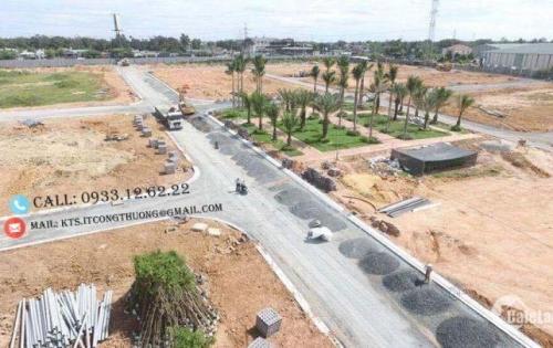 LOTUS RVERSIDE Vị trí: Mặt tiền Nguyễn Trung Trực, trung tâm TT Bến Lức, Long An(lộ giới 50m)