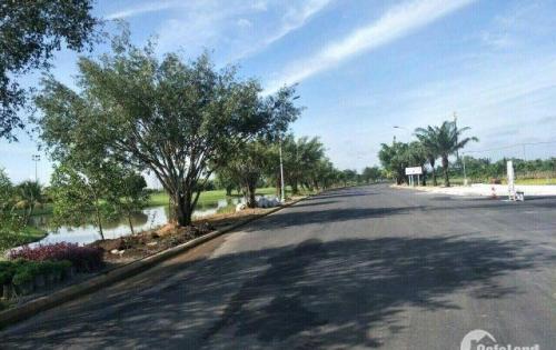 Đất nền sổ đỏ trao tay ngay sân Golf Long Thành, giá 10-18tr/m2