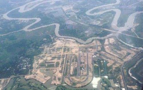 Đất nền biệt thự sân golf Long Thàn - Biên Hòa