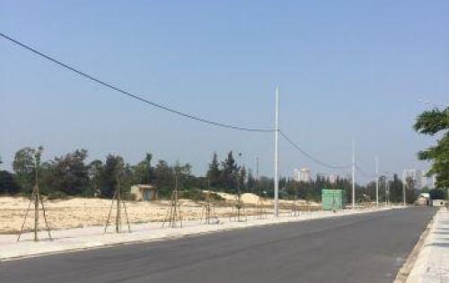 Cần bán lô MT đường 10m5 KĐT Sea View - Điện Ngọc.