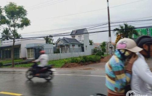 Thiếu nợ bán gấp lô đất ngay KCN Vĩnh Lộc 2, MT đường 833B, giá 700triệu, DT: 5x20m, SHR, XDTD.