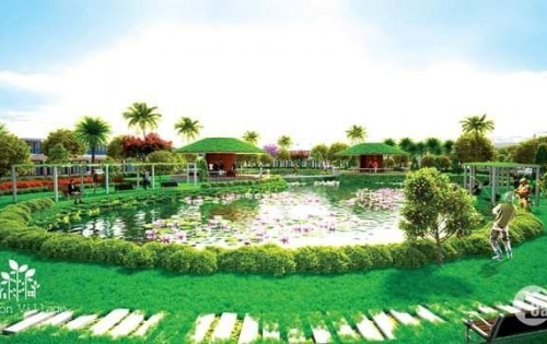 Đất Dự án Sai Gòn Village . Sổ Hồng Thanh Toán 65%