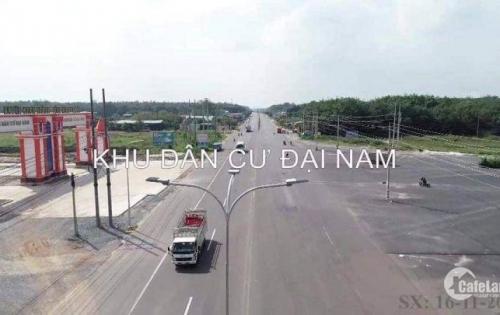 Nhận đặt chỗ dự án KDC Đại Nam, Dũng Lò Vôi, ngay mặt tiền Ql13