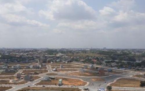 Dự án Golden center city tạo lạc ở KCN becamex BP