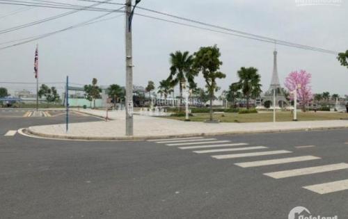Đất nền dự án Villa Eden nằm trong khu du lịch sinh thái, DT 80m2 chỉ với 520 triệu