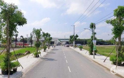 Cần bán 5 lô đất thổ cư, liền kề KDC Cát Tường Phú Sinh, 5x18m, SHR, giá: 650 triệu.
