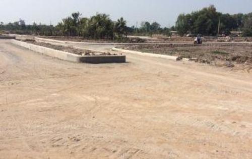 Bán đất nền dự án Villa Eden – Đức Hòa – Long An chỉ với 400tr/ nền 80m2