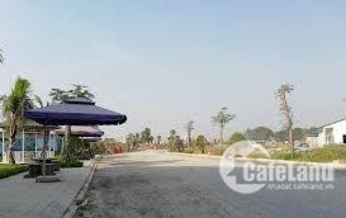 Chính chủ cần bán gấp lô đất thổ cư 100%, SHR, bao GPXD, 2 MT, giá 490tr