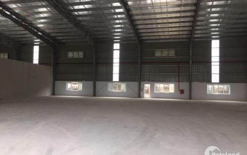 Bán nhà xưởng DT 2300m2 tại Kim Chung - Hoài Đức - Hà Nội.