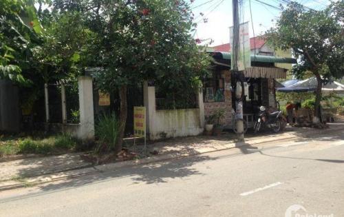 Bán lô đất mặt tiền đường Vườn Thơm, ngay Cầu Xáng.