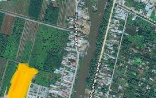 Siêu dự án đất nền duy nhất tại Bình Chánh MT Vườn Thơm 5x20m2 Giá 15tr/m2 LH: 0702284059