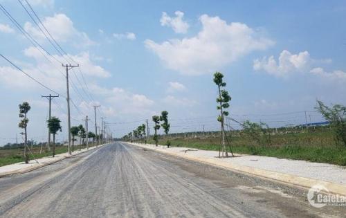 Bán đất Bình Chánh ngay cầu Xáng - Đường Lý Chính Đáng - TT 650 triệu. LH: 0702284059