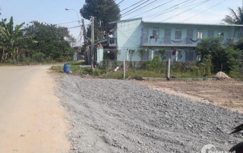 Đất mặt tiền đường nhựa 12m cách Tỉnh lộ 8 100 m ngay trung tâm thị trấn Củ Chi.