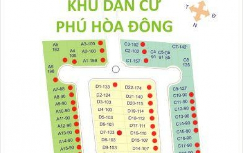 KDC Phú Hòa Đông