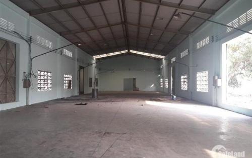 Cho thuê nhà xưởng phú hòa đông - củ chi 1300m2 , giá 30tr/tháng